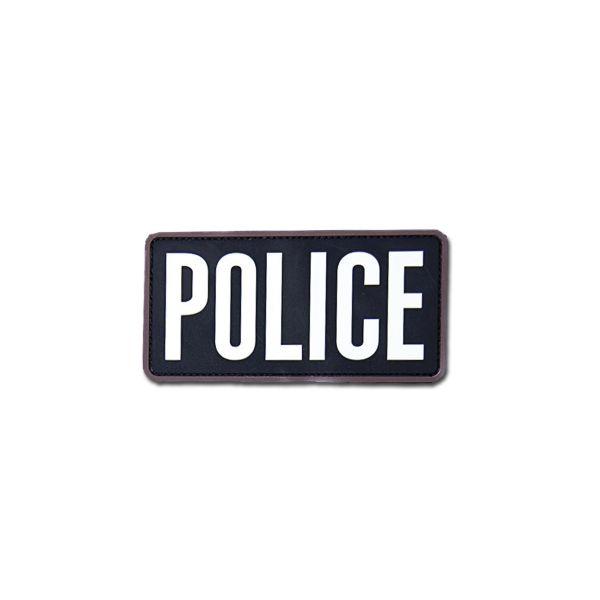 MilSpecMonkey Patch Police 6x3 PVC swat