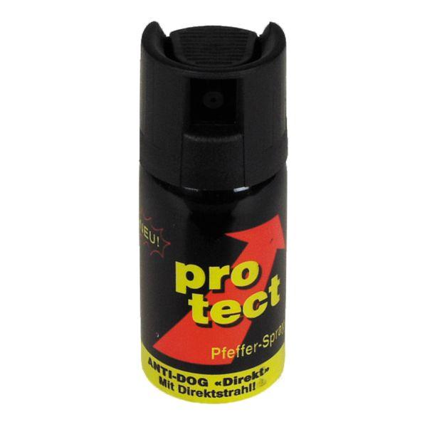 Protect Pfefferspray Sprühstrahl ballistisch 40 ml