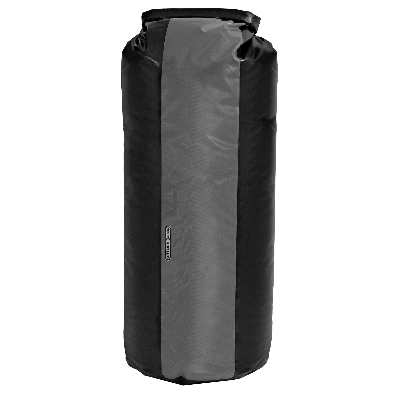 Ortlieb Packsack Dry-Bag PD350 79 Liter grau schwarz