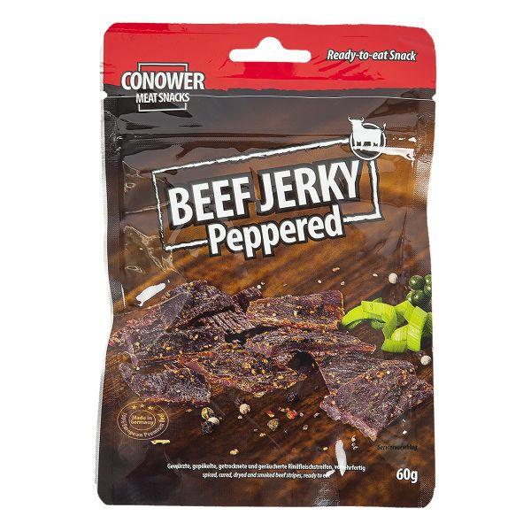 Conower Jerky Beef Bärlauch-Pfeffer 60 g