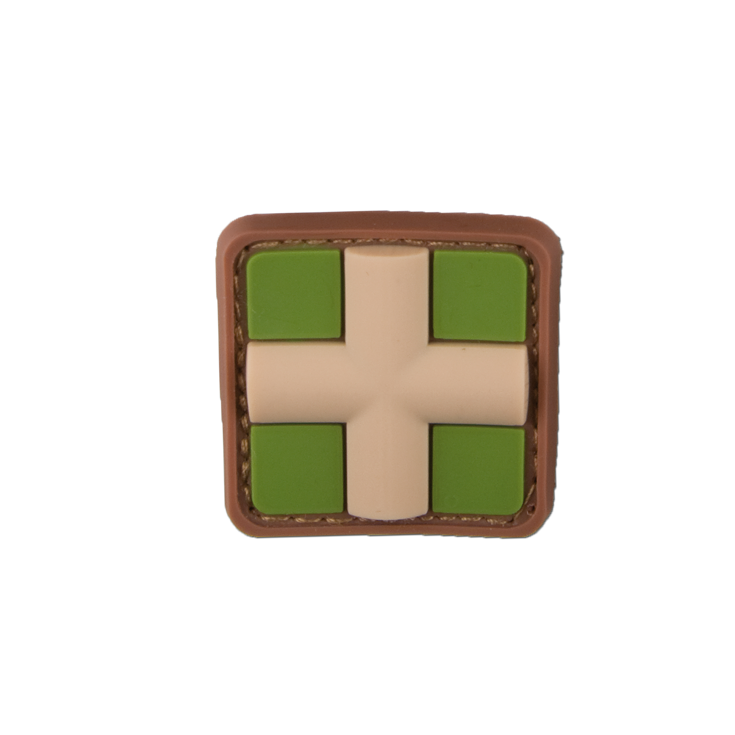 3D-Patch Red Cross Medic multicam 25 mm