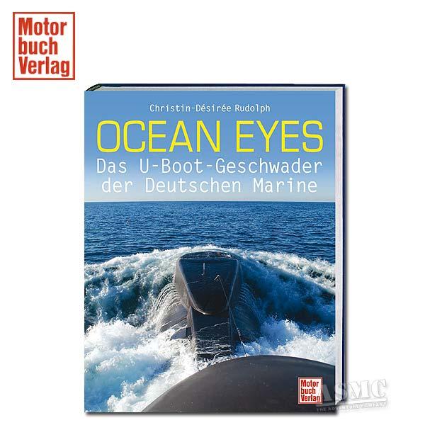 Buch Ocean Eyes - Das U-Boot-Geschwader der Deutschen Marine