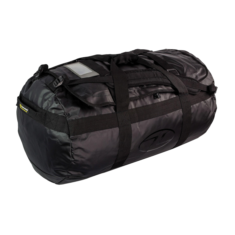 Highlander See/Packtasche spritzwassergeschützt schwarz 90L