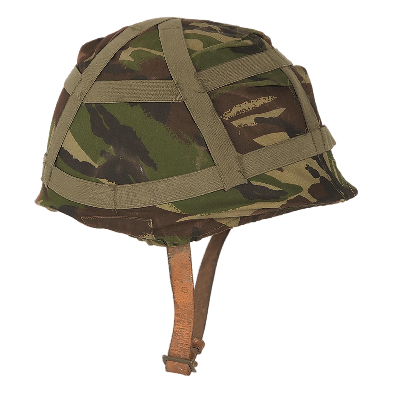Britischer Helmbezug DPM-tarn gebraucht