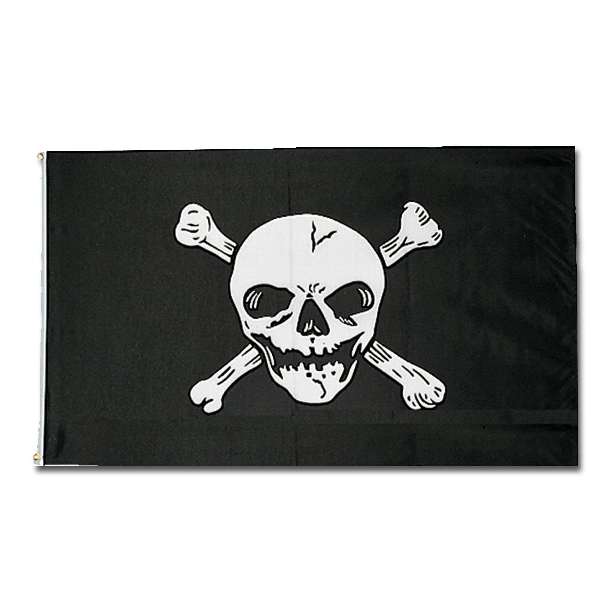 Flagge Pirat