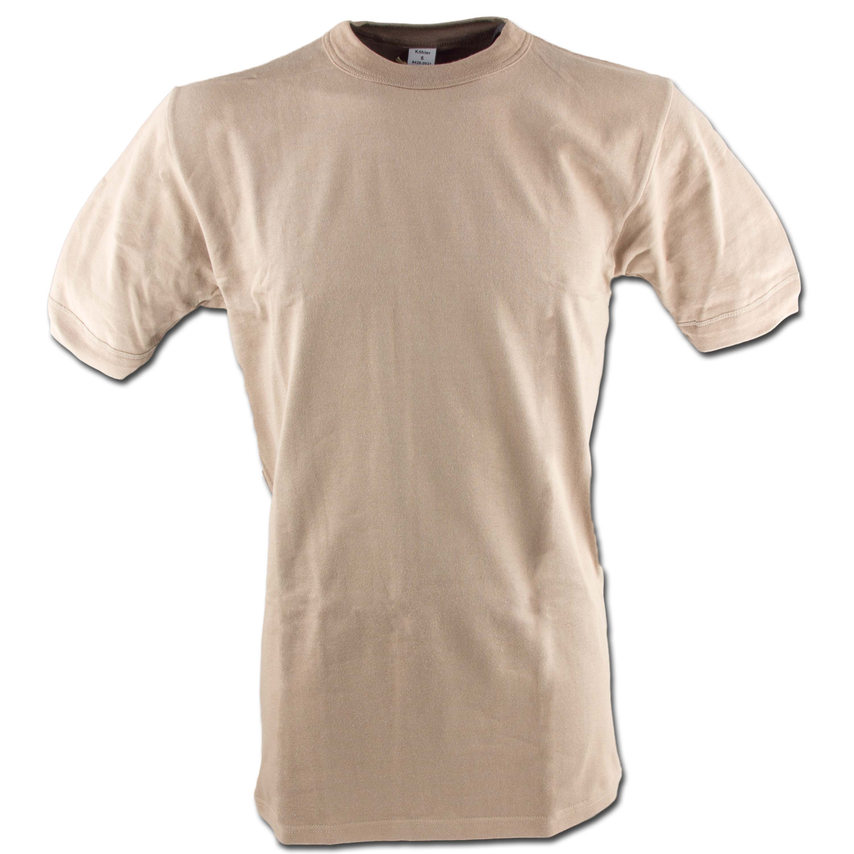 BW-Unterhemd TL khaki