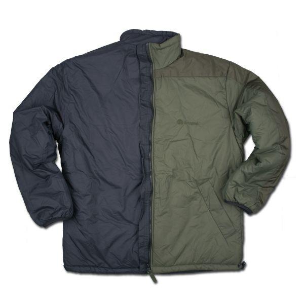 Snugpak Sleeka Jacket Elite wendbar oliv schwarz