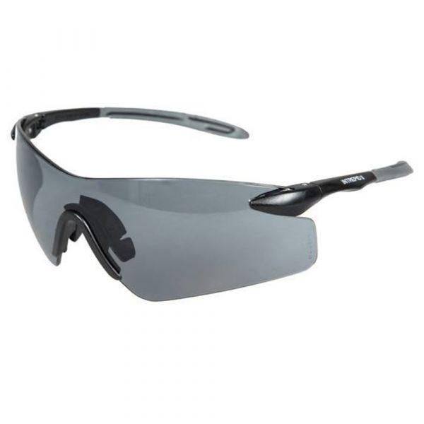 Pyramex Schutzbrille Intrepid II Gray Glasses schwarz
