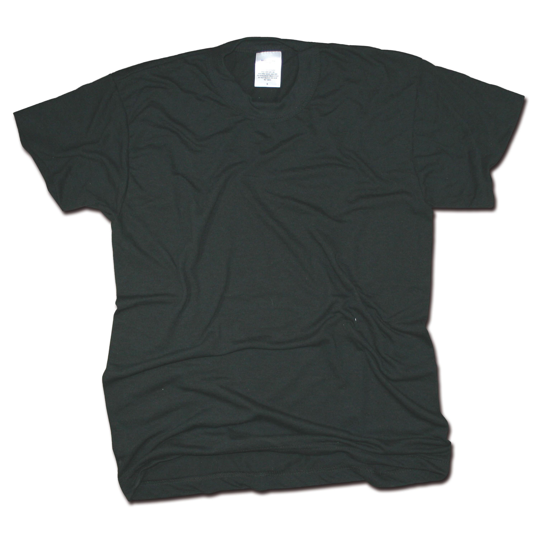 Rothco Basic Performance T-Shirt schwarz
