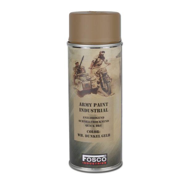 Farbspray Army Paint 400 ml wh. dunkel gelb