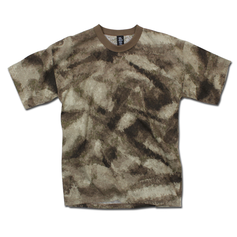 T-Shirt Rothco kurzarm A-Tacs