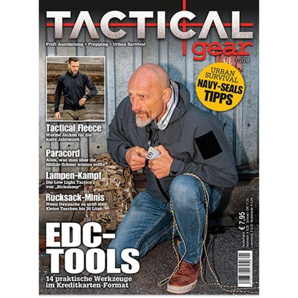 Magazin Tactical Gear 1/2018
