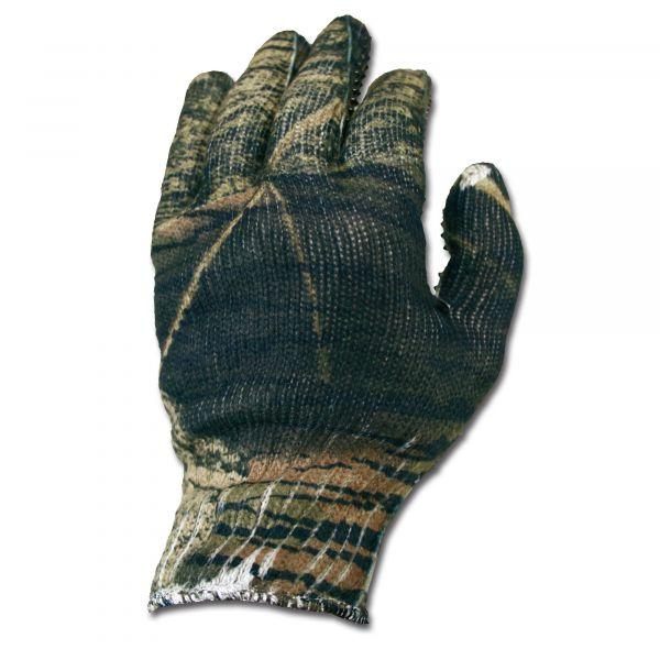 Handschuhe Spandoflage Mossy Oak