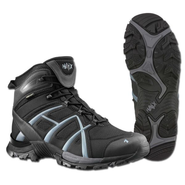 Funktionsschuh Haix Black Eagle Athletic 10 Mid