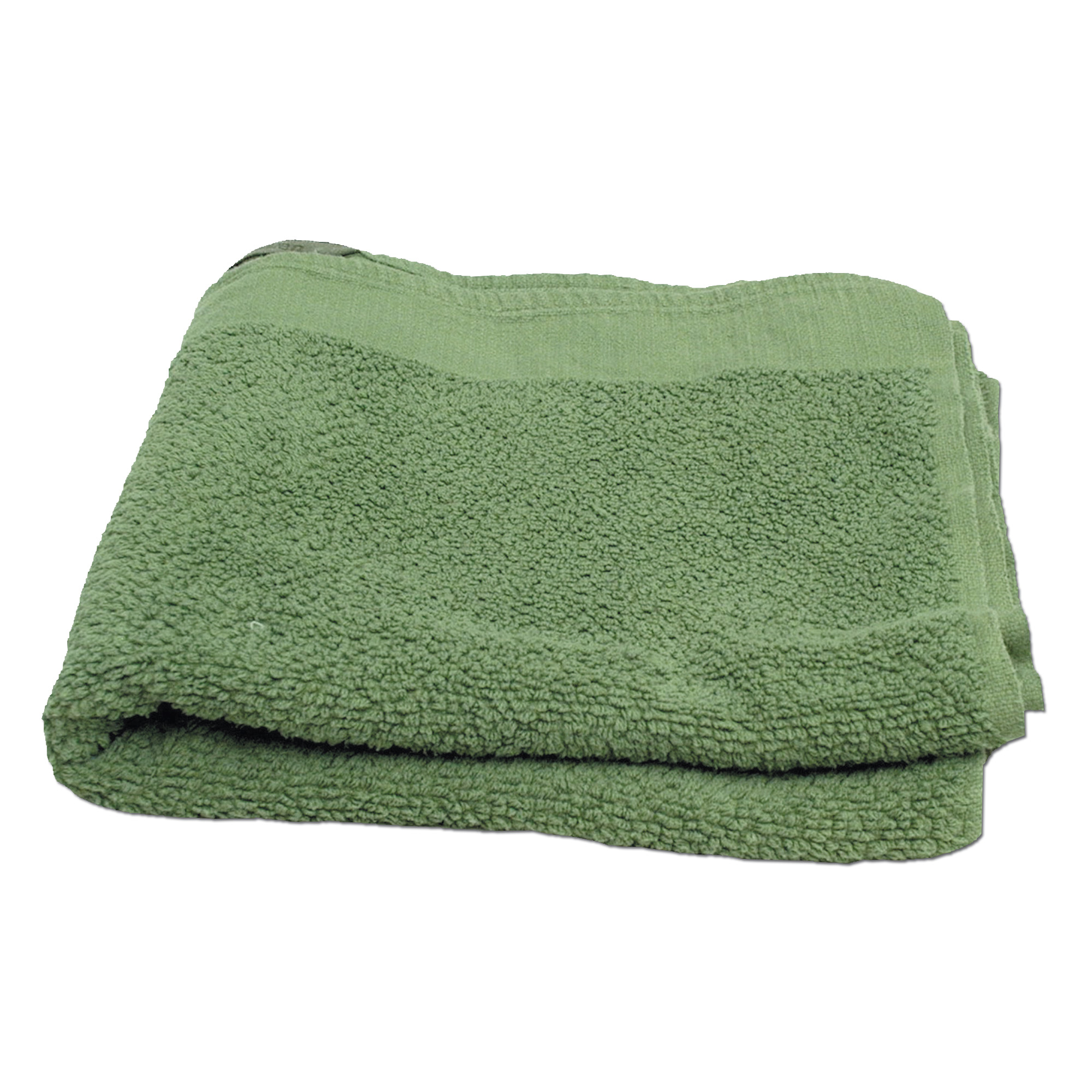 BW Handtuch oliv gebraucht