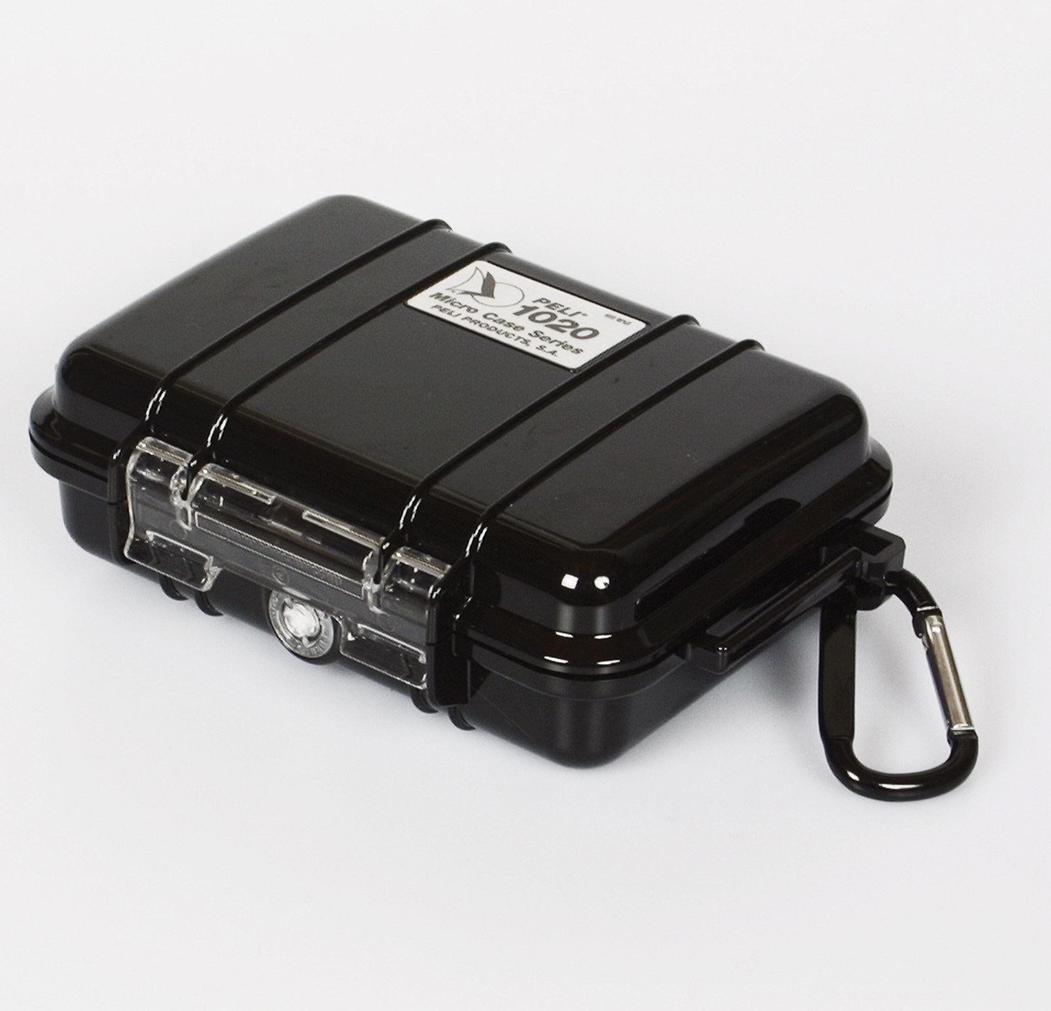 Peli Micro Box 1020 schwarz