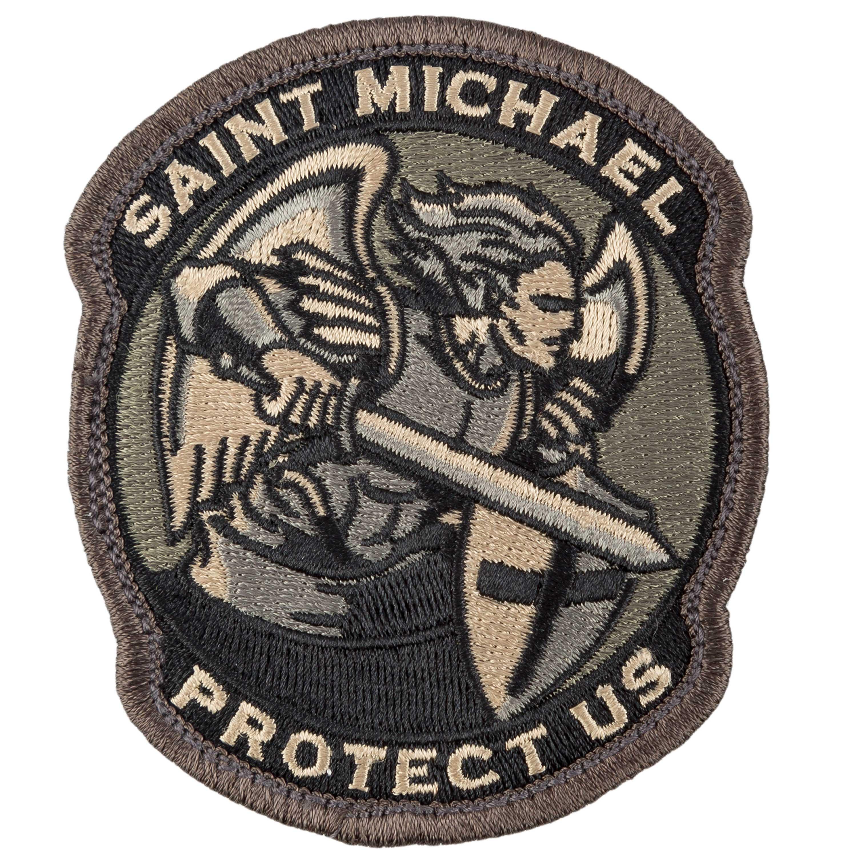 MilSpecMonkey Patch Saint-M Modern acu