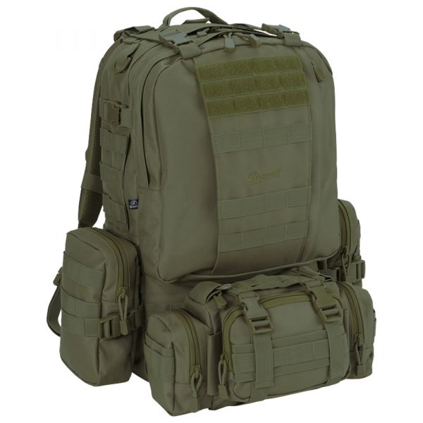 Brandit Rucksack US Cooper Modular Pack oliv