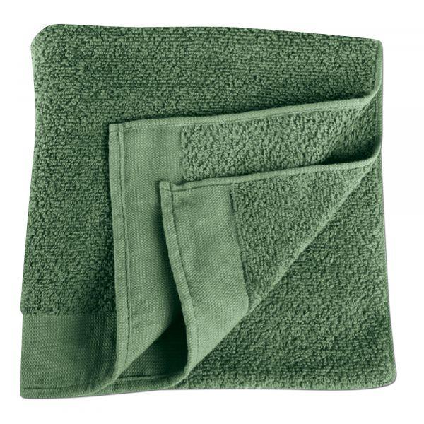 Handtuch oliv 90 x 50 cm