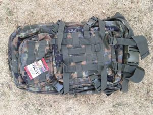 US Assault Pack II flecktarn&quo