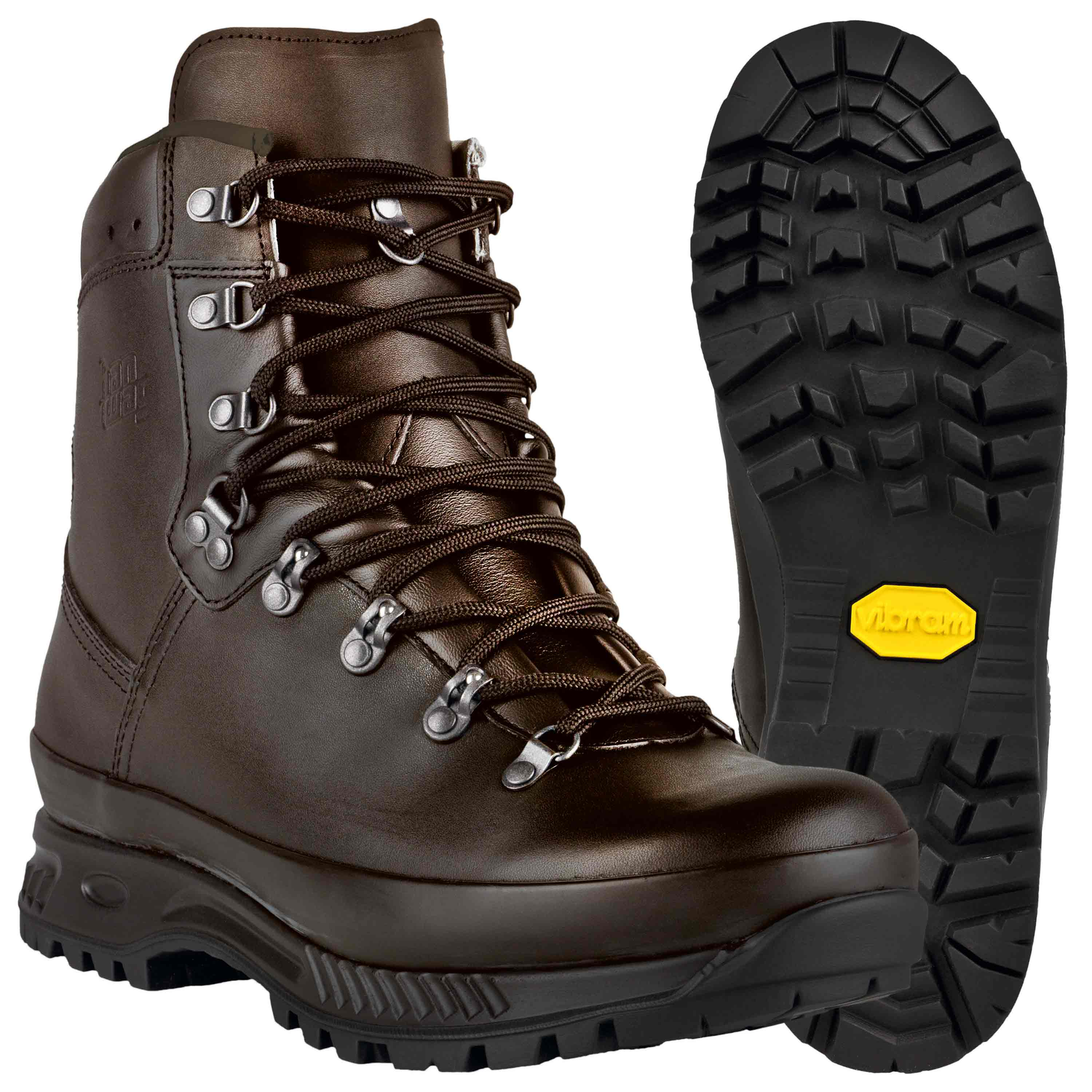 Hanwag Stiefel Special Force GTX hydro brown