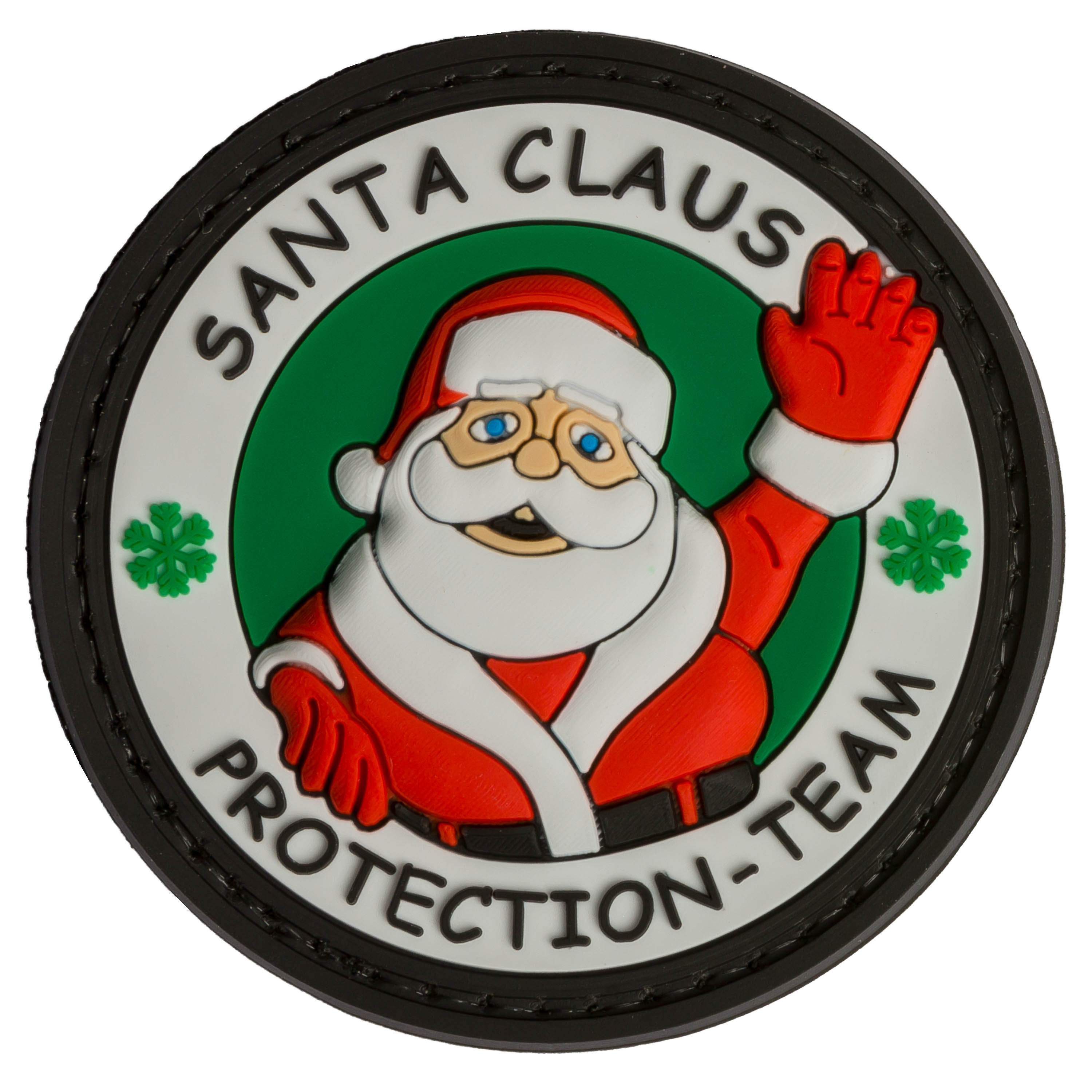 TAP 3D Patch Santa Claus Protection Team
