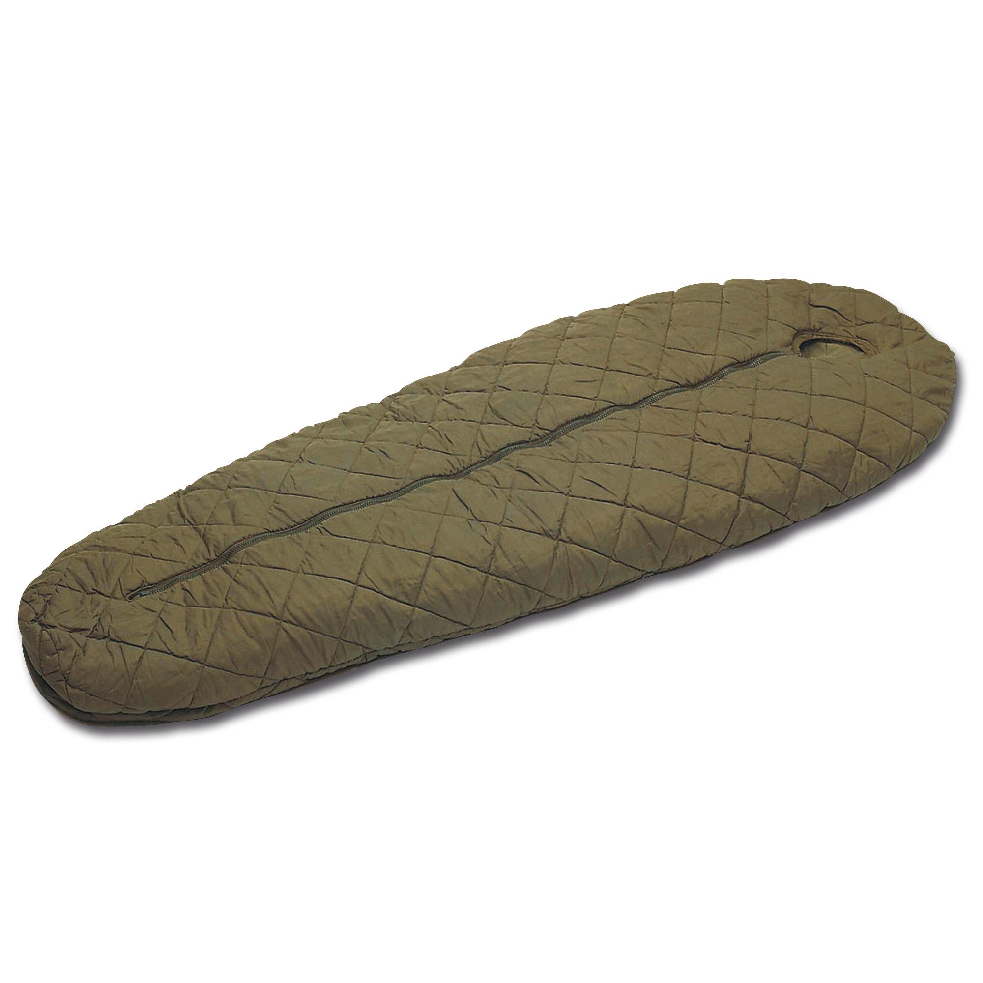 BW Mumien Schlafsack gebraucht