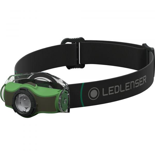 Ledlenser Stirnlampe MH4 grün