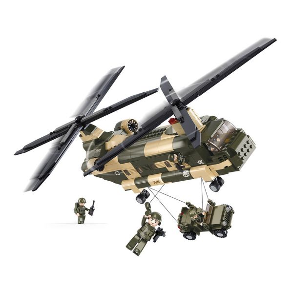 Sluban Chinook Hubschrauber M38-B0508