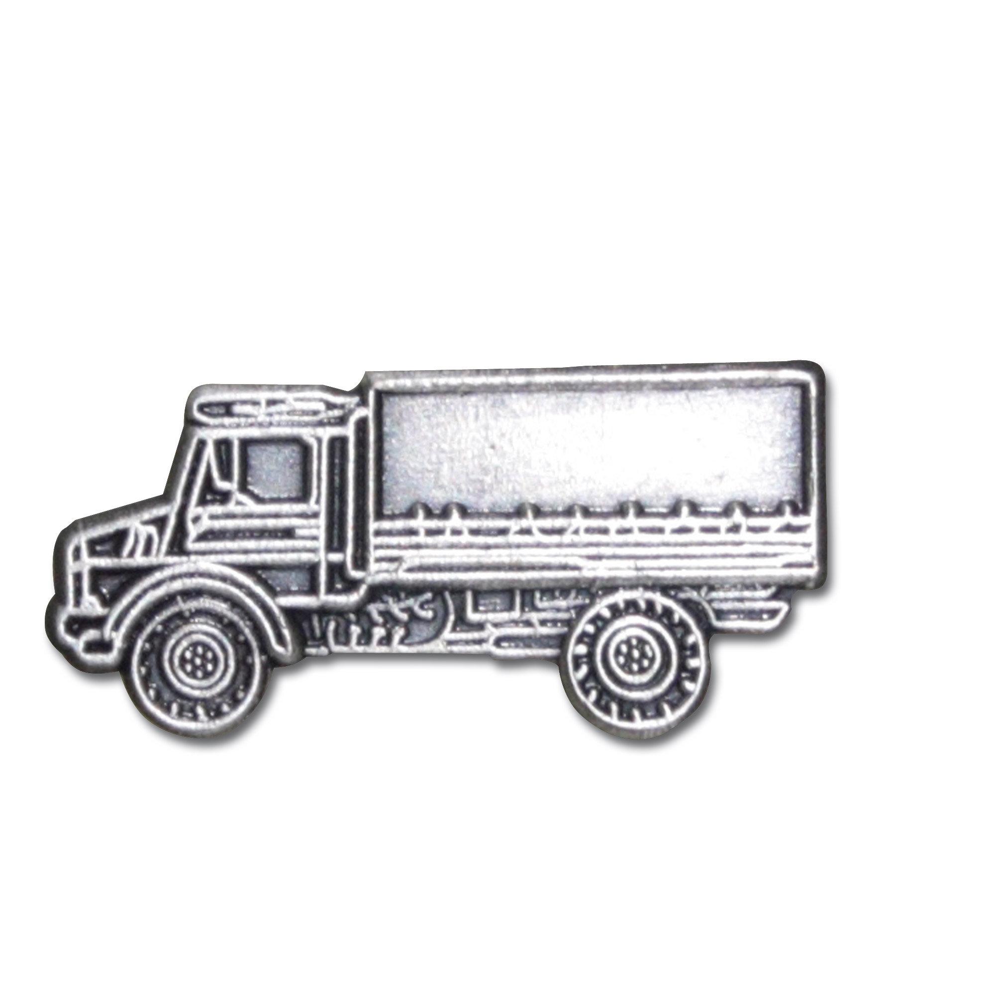 Pin Mini Metall LKW 2-Tonner