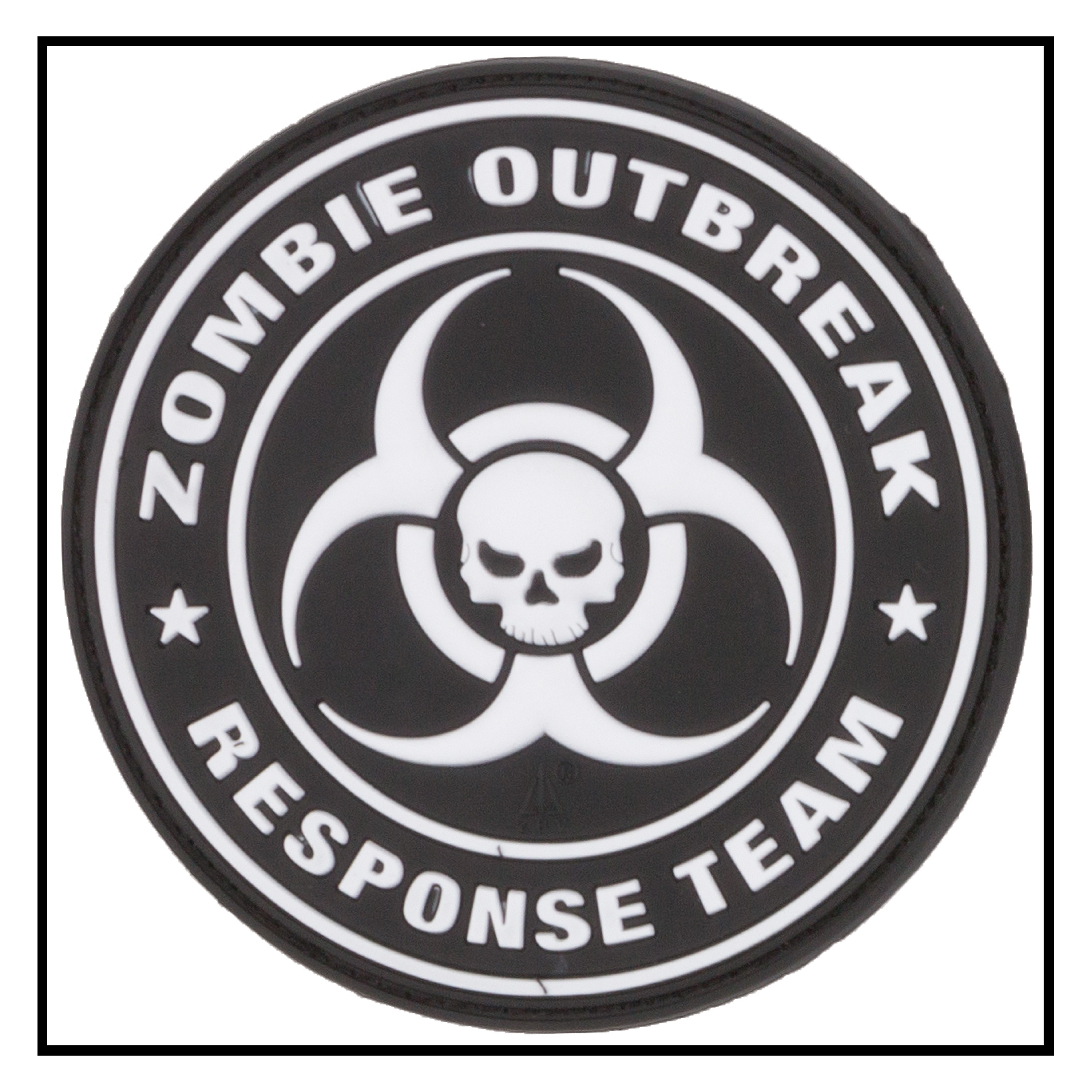 3D-Patch Zombie Outbreak Response Team swat