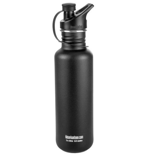 Klean Kanteen Trinkflasche Classic 800 ml shale black