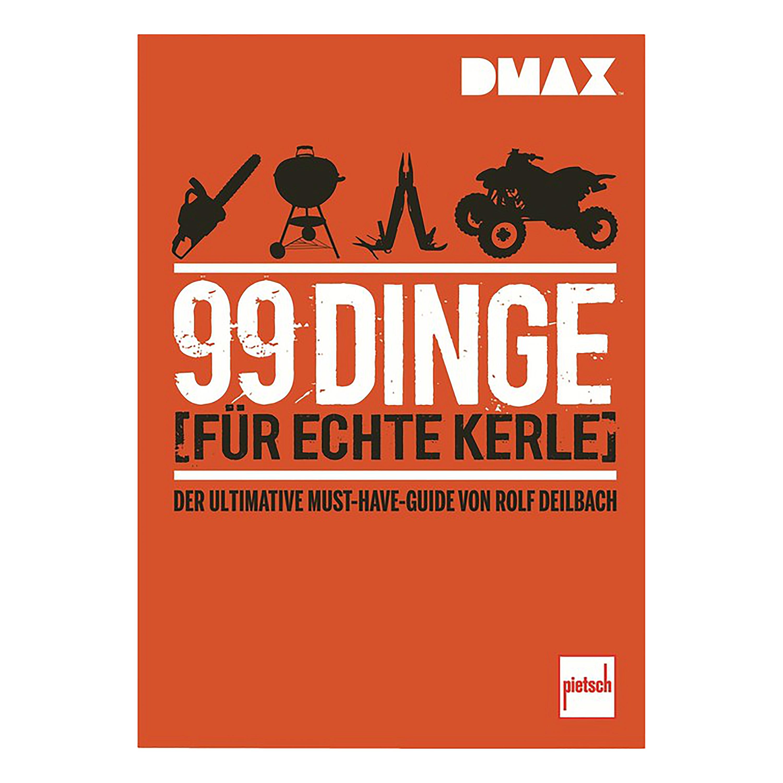 Buch 99 Dinge für echte Kerle