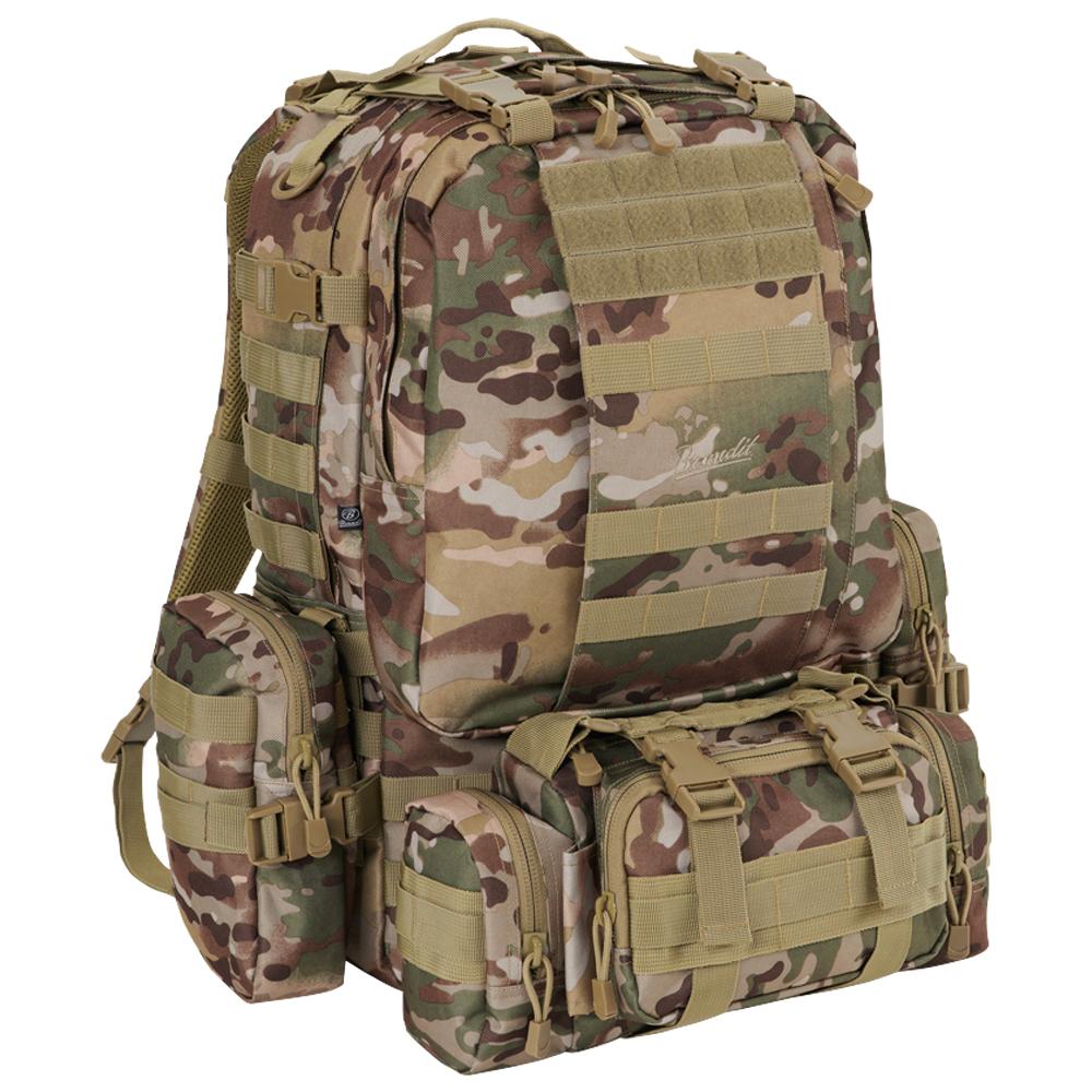 Brandit Rucksack US Cooper Modular Pack tactical camo
