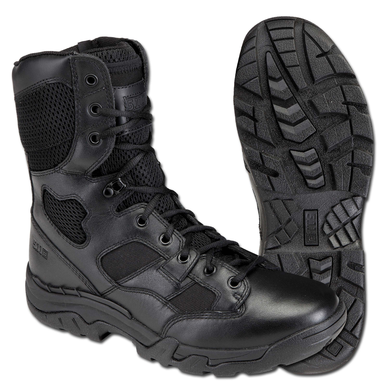 5.11 Taclite Side Zip Boots Mid schwarz