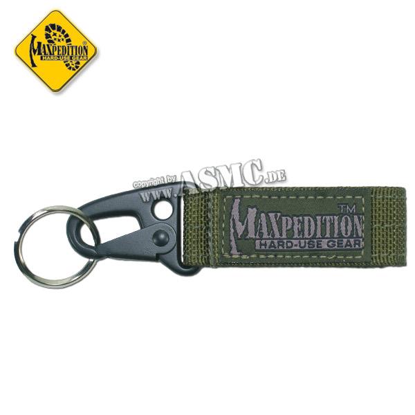 Schlüsselanhänger Maxpedition Keyper oliv