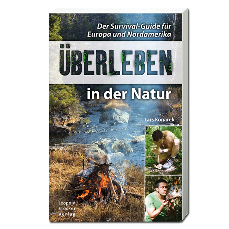 Buch Überleben in der Natur