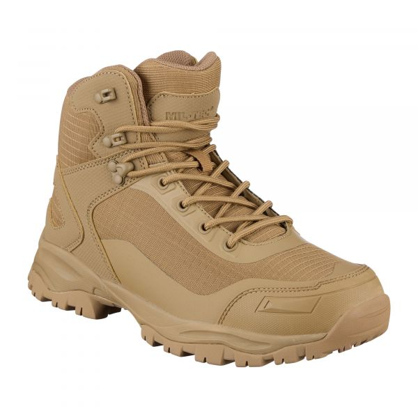 Mil-Tec Stiefel Tactical Boot Lightweight coyote