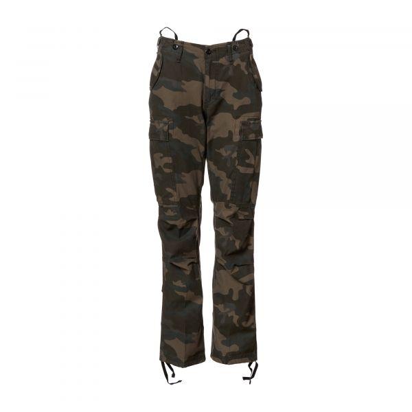 Brandit Hose M65 Trouser darkcamo Frauen