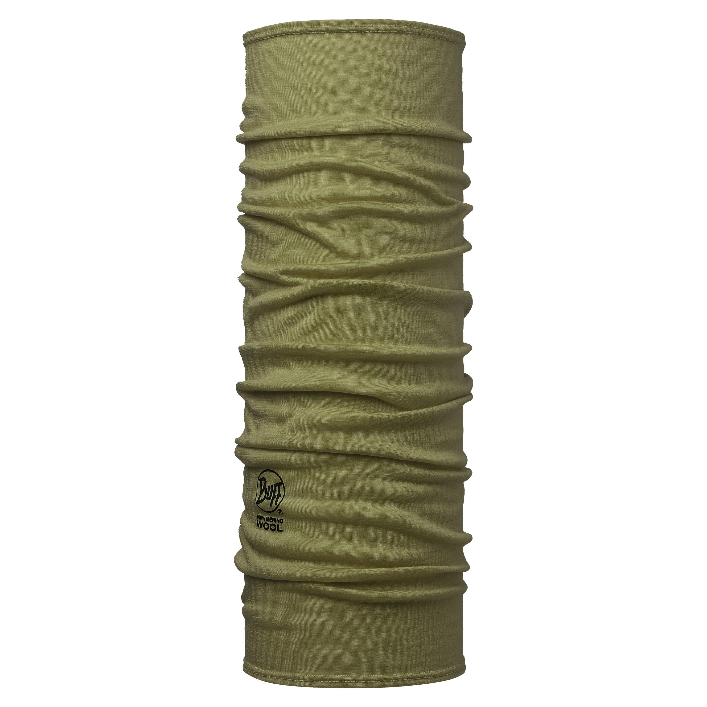 Buff Schlauchtuch Merino Wool oliv