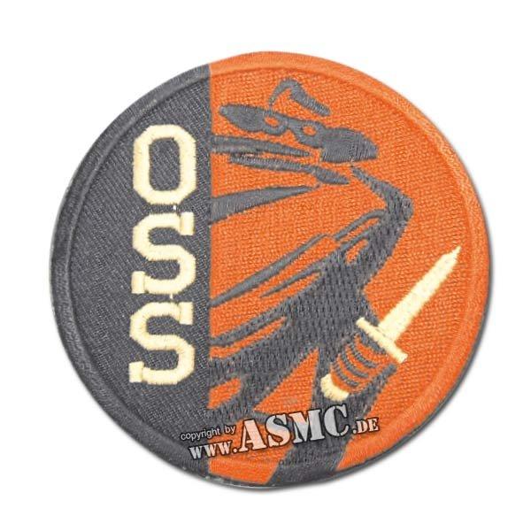 Abzeichen US Textil OSS