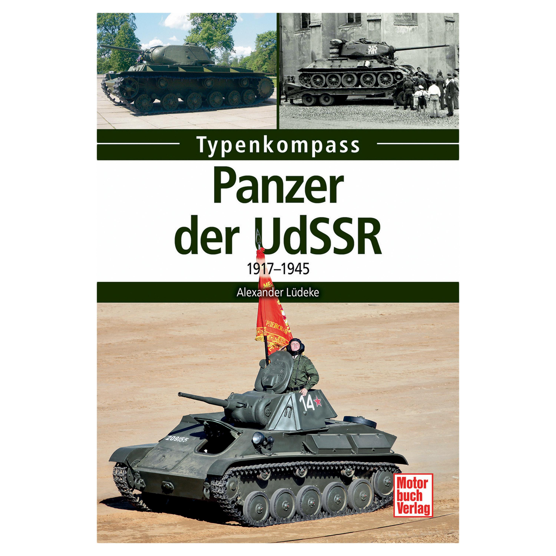 Buch Panzer der UdSSR – 1917-1945