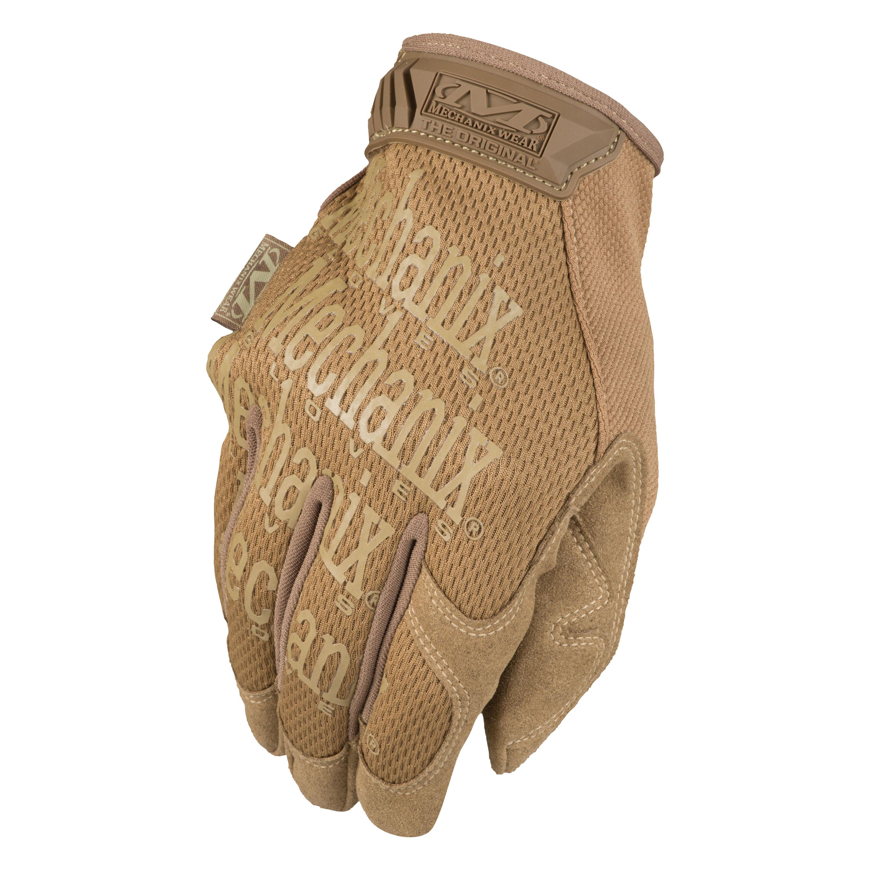 Handschuhe Mechanix Wear The Original coyote