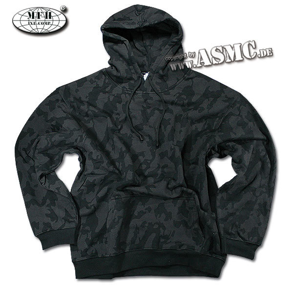 Sweatshirt MFH nightcamo