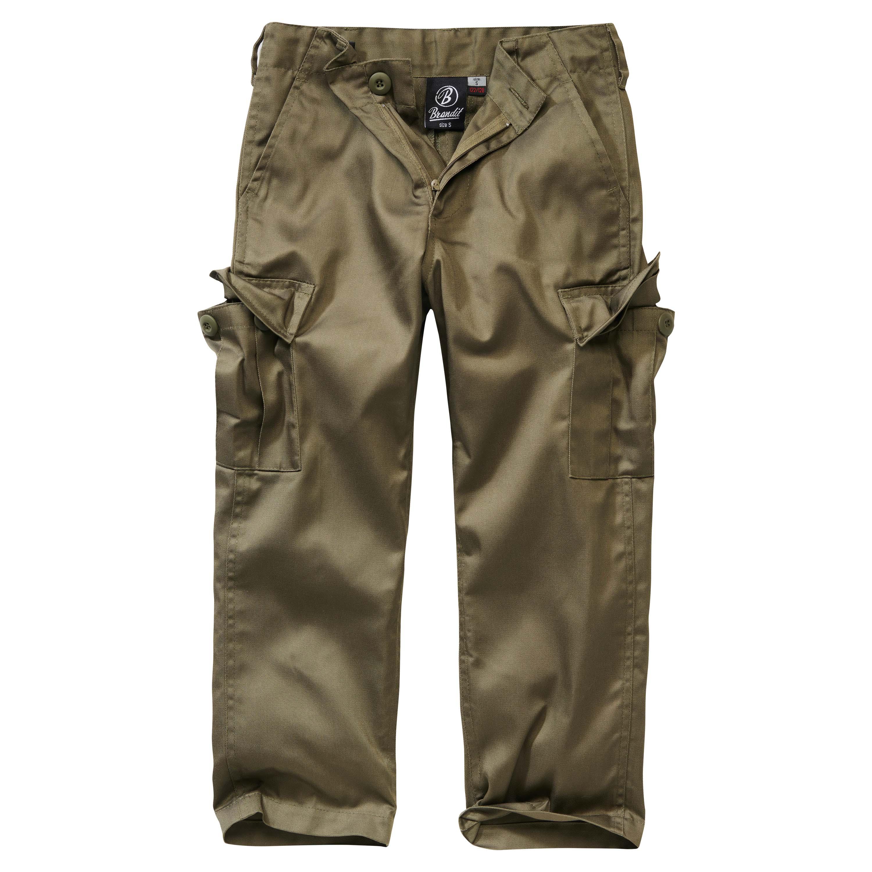 Brandit Hose US Ranger Trouser Kids oliv