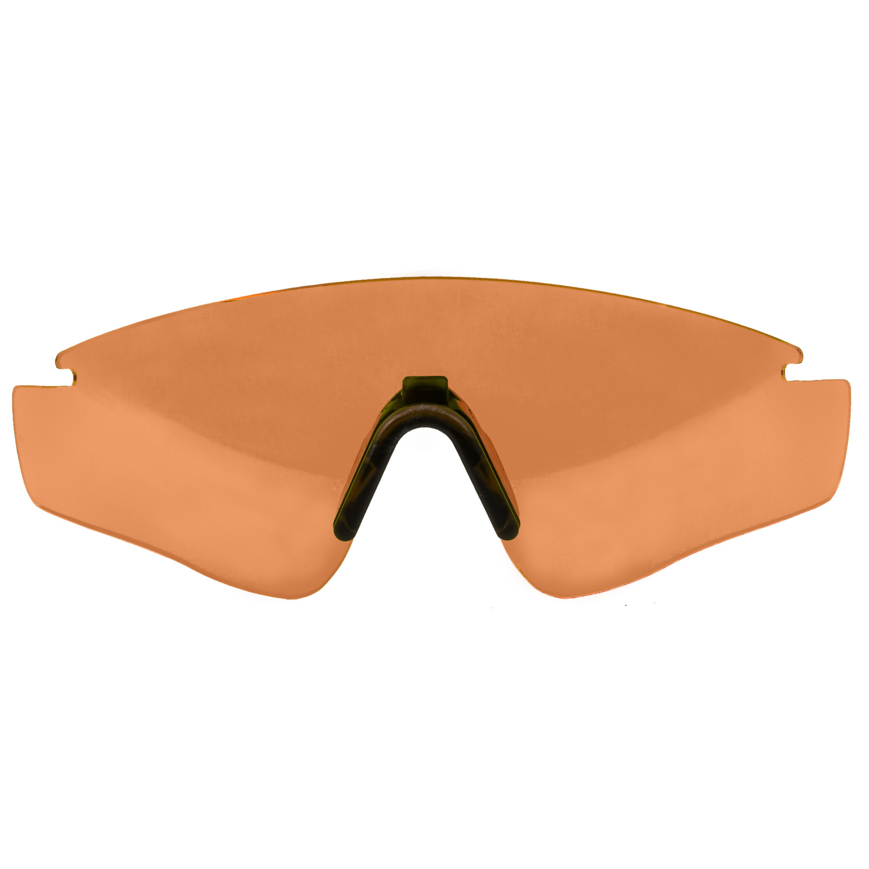 Ersatzglas Revision Sawfly Max-Wrap orange regular