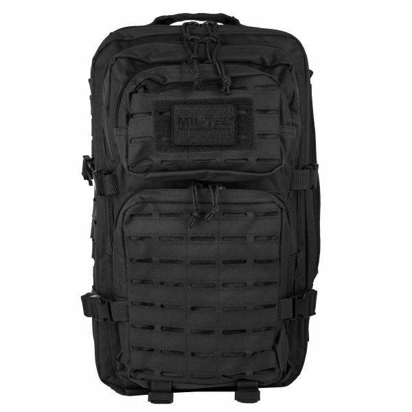 Rucksack US Assault Pack LG Laser Cut schwarz