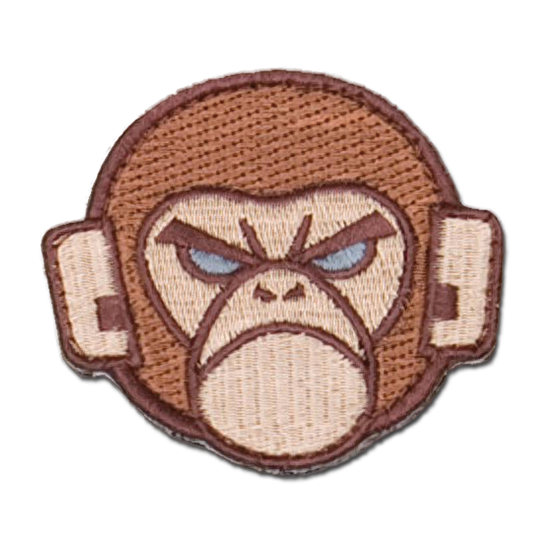 MilSpecMonkey Patch MilSpecMonkey Logo arid