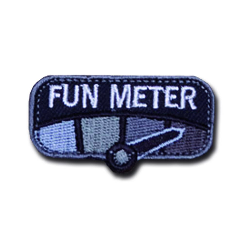 MilSpecMonkey Patch Fun Meter swat