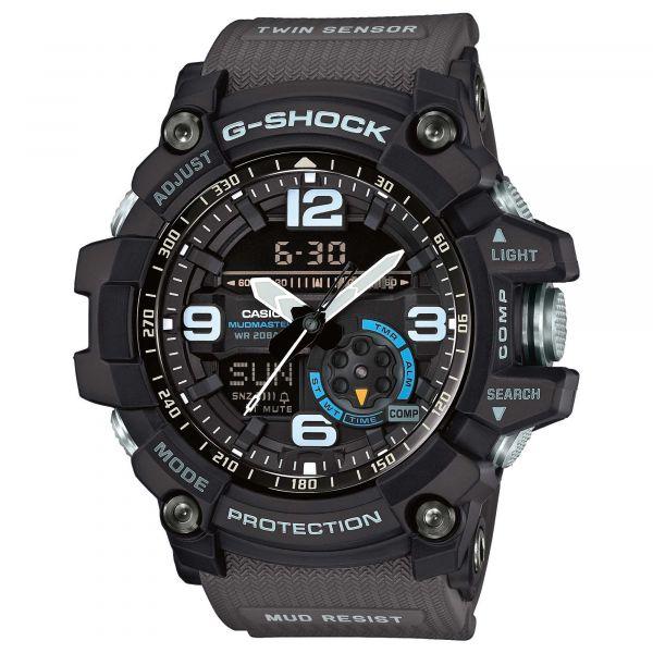 Casio Uhr G-Shock Mudmaster GG-1000-1A8ER schwarz
